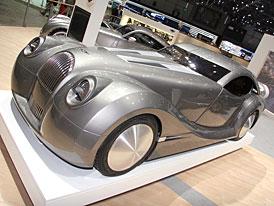 Morgan LifeCar2: Experiment se dočká sériové výroby jako dieselový hybrid