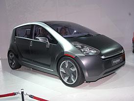 �eneva �iv�: TH!NK Ox - nov� platforma pro elektromobily
