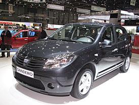 �eneva �iv�: Dacia Sandero � prvn� dojmy