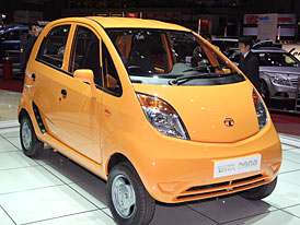 Automobilka Tata Motors se loni poprvé po osmi letech propadla do ztráty