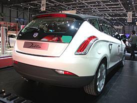 �eneva �iv�: Lancia Delta � prvn� dojmy