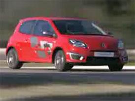 Video: Renault Twingo RS 133 – nová hračka pro Alonsa