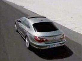 Video: Volkswagen Passat CC – nové čtyřdveřové kupé