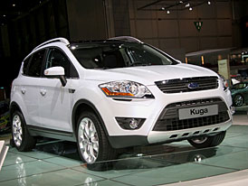 Ford Kuga: ceny na českém trhu
