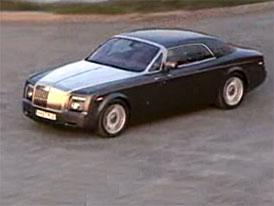 Video: Rolls-Royce Phantom Coupé – luxus na kolech