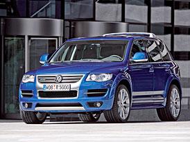 Volkswagen Touareg R50: ceny na českém trhu