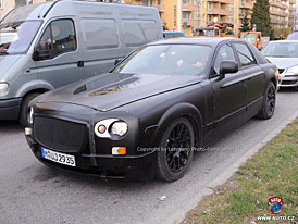 Spy Photos: Rolls-Royce RR4 - nový model i nový motor potvrzen
