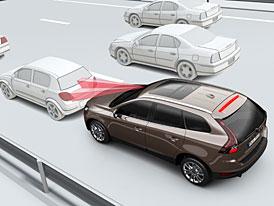 Volvo: City Safety si nehodláme nechat pro sebe