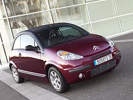 Citroën C3 Pluriel: menší facelift pro stylový kabriolet