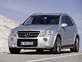 Mercedes-Benz M: facelift pro stuttgartské SUV