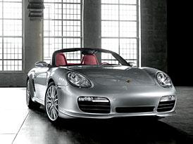 Porsche Boxster RS 60 Spyder: cena na českém trhu (nové foto)