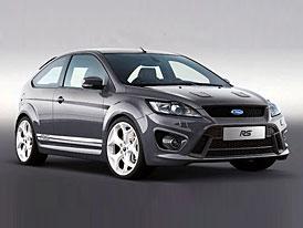 Ford Focus RS: premiéra konceptu v Londýně