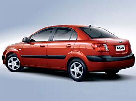 Kia Rio Sedan: ceny na �esk�m trhu