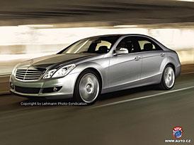Spy Photos: Mercedes-Benz třídy E (nové fotografie)