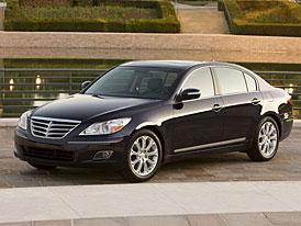 Hyundai v ��n� p�edstav� svou luxusn� zna�ku