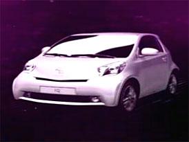 Video: Toyota iQ – z malého ještě menším