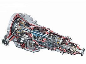 Nová převodovka Audi S tronic: sedm stupňů a dvě spojky pro quattro
