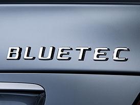Mercedes-Benz: tři modely Bluetec příští rok také v Evropě
