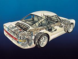 Historie Porsche ve fotografii: Netypická Porsche