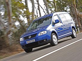 Volkswagen Caddy Maxi: ceny na českém trhu
