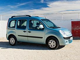Renault Kangoo: ceny na českém trhu