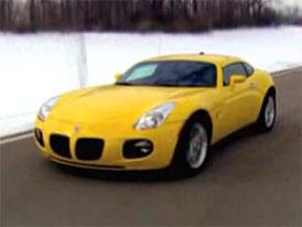 Video: Pontiac Solstice Coupé – pevná střecha pro roadster