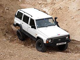 Ti nejlepší na MOJE.AUTO.CZ: Nissan Patrol GR Wagon (1997)