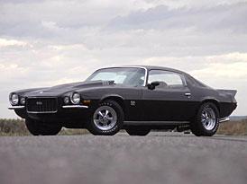 Ti nejlepší na MOJE.AUTO.CZ: Chevrolet Camaro SS (1972)