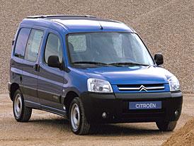 Citroën Berlingo: na elektřinu pro La Poste