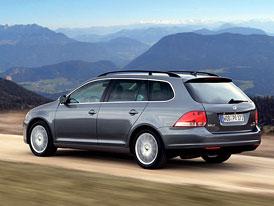 Volkswagen Golf Variant 4Motion: ceny na českém trhu