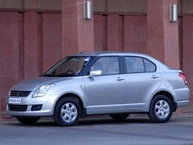 Indická Maruti Suzuki by mohla vyrábět auta pro Volkswagen