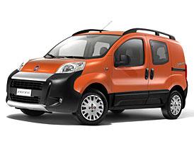 Fiat Fiorino Adventure: další verze malého užitkového vozu
