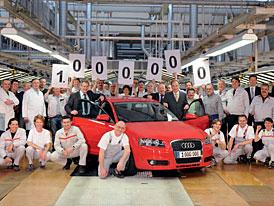 Audi A3 druhé generace: milion vyrobených kusů