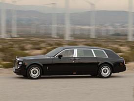 Rolls-Royce Ghost: Chystají se další karosářské verze