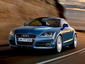 Audi TT 1.8 TFSI: nový člen rodiny sportovců