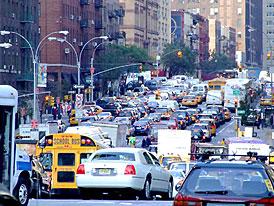 New York zavádí městské mýto