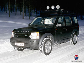 Spy Photos: Land Rover Discovery - prvn� facelift t�et� generace