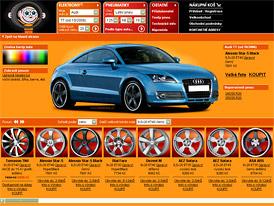 Elektrony.cz: Vyzkou�ejte jak budou nov� kola vypadat na va�em aut�