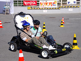 Toyota: Roadshow po �esk�ch m�stech se simulac� j�zdy pod vlivem