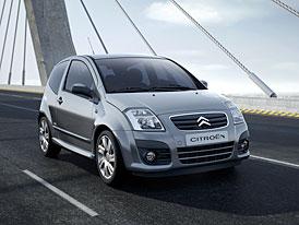 Citroën C2: modernizace malého třídveřového modelu