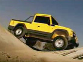 Video: Iveco Massif � skute�n� off-road z It�lie
