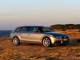 Video: Audi A4 Avant – jízda s prostorným elegánem