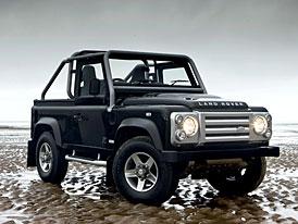 Land Rover Defender SVX: dobře vypadající šedesátník