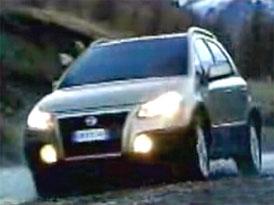 Video: Fiat Sedici – lehké SUV do lehkého terénu