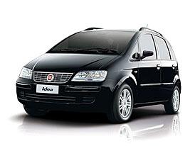 Fiat Idea: modernizace kompaktního minivanu