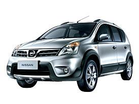 Nissan Livina C-GEAR: rodinný outdoor pro čínský trh
