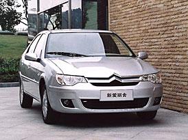 Citroën C-Elysée: nová tvář pro čínský ZX
