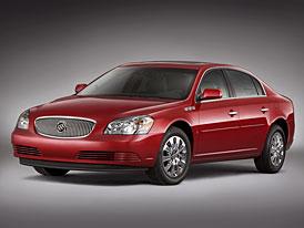 Buick Lucerne: nabídka verzí se rozšiřuje