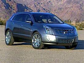 Video: Cadillac Provoq � koncept kompaktn�ho SUV
