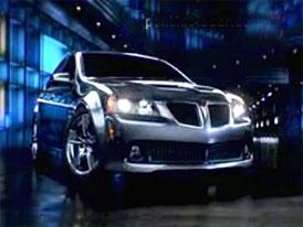 Video: Pontiac G8 GT – výkonný sedan jako velká hračka